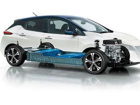 Nissan da una segunda vida a las baterías de vehículos eléctricos