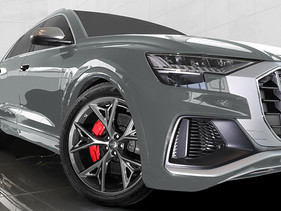 Audi SQ8 TDI también incorpora neumáticos Hankook como equipo original