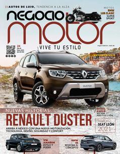 Revista Negocio Motor Mayo 2021