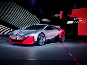 BMW Vision M Next, el futuro de la dinámica de conducción en BMW