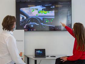 TECNOLOGÍA E INNOVACIÓN Infrarrojos y sensores del iris, el futuro de la seguridad en carretera