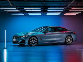 El nuevo BMW Serie 8 Gran Coupé