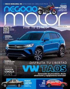Revista Negocio Motor Enero 2021