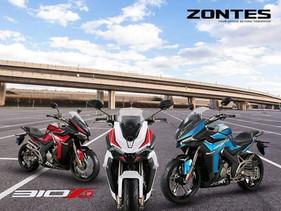 ZONTES anuncia financiamiento para adquirir sus Motocicletas en México
