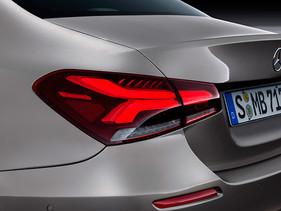 Nuevo Mercedes-Benz Clase A sedán #EsMexicano
