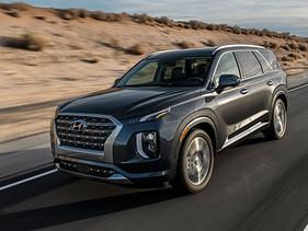 Hyundai Palisade gana el premio Red Dot por excelencia de diseño