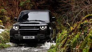 Land Rover Defender V8, desempeño que apasiona