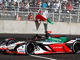 Audi está de vuelta en la lucha por el título de Fórmula E