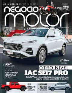 Revista Negocio Motor Marzo 2021