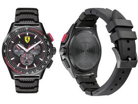 Scuderia Ferrari presenta piezas con belleza, elegancia y poderío