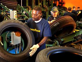 Goodyear duplicará el uso de sílice en producción de neumáticos