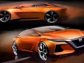 Detrás del diseño del nuevo Nissan Sentra