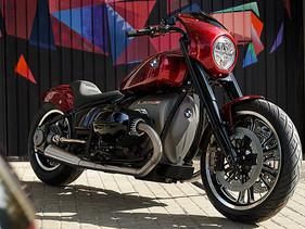 Un motor, dos personalidades, motocicletas BMW Motorrad Concept R 18 y 18/2