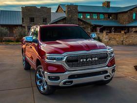 """Ram 1500 2019 reconocida como """"Best Family Truck 2019"""" por Edmunds"""