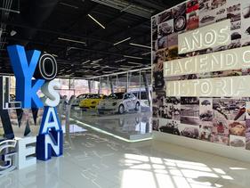 VW celebra 65 años en México con exhibición dedicada al Vocho
