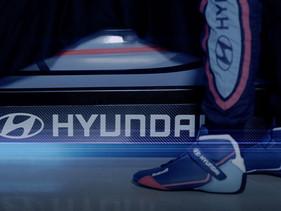 Hyundai Motorsport prepara su primer auto eléctrico de carreras