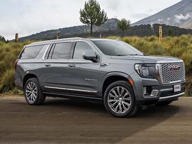 GMC presenta la nueva generación de su SUV Premium Yukon en México
