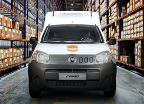 ProMaster Rapid 2020 cuenta con una capacidad de carga de 650 kg
