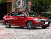 Chevrolet Cavalier evoluciona con una motorización turbo eficiente