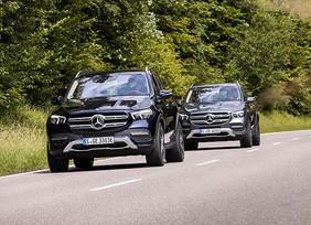 Los modelos híbridos enchufables de Mercedes-Benz brindan movilidad eléctrica diaria