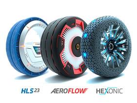 Hankook Tire presenta trabajos innovadores en 2018 Essen Motor Show