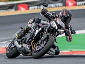 Street Triple RS de Triumph, la motocicleta que redefine su categoría