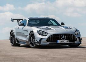 El nuevo Mercedes-AMG GT Black Series