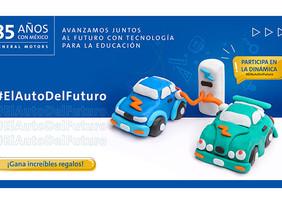 General Motors de México busca a niños diseñadores del 'auto del futuro'
