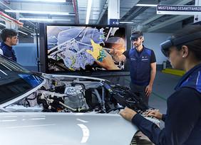 BMW Group, realidad aumentada en creación de prototipos
