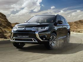 Mitsubishi Outlander, la SUV ideal para todo y para todos