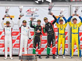 Logra doble triunfo para Squadre Corse en Watkins Glen International