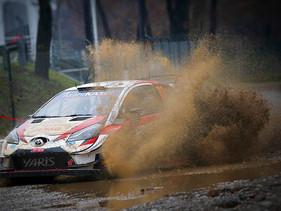 Sébastien Ogier y Julien Ingrassia campeones con Toyota GAZOO Racing