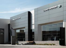 Inaugura Jaguar Land Rover México agencia en San Luis Potosí