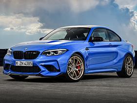 Nuevo BMW M2 CS de alto desempeño