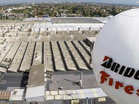 Bridgestone reconocida por cuidar espacios de trabajo