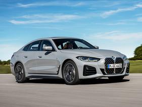 El totalmente nuevo BMW Serie 4 Gran Coupé