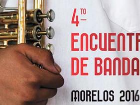 4to Encuentro de banda en Morelos 2016