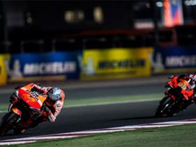 Repsol Honda Team suma puntos en la segunda prueba