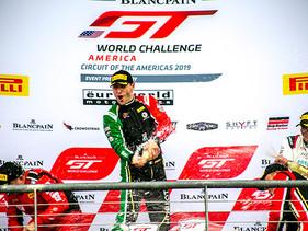 Inicia temporada con el triunfo en Circuit of Americas