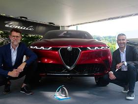 """Alfa Romeo Tonale reconocido con el """"Car Design Award 2019"""""""
