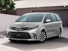 5 personalidades que combinan perfectamente con Sienna de Toyota