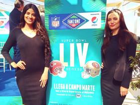 El Primer NFL Super Bowl FanZone CDMX se realizará en Campo Marte