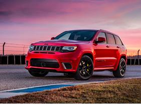 JeepGrand Cherokee Trackhawk 2018, el SUV más rápido y potente de la historia