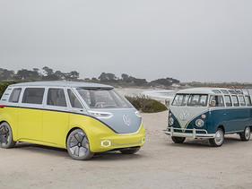 VW fabricará vehículo eléctrico con diseño del concepto ID BUZZ