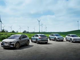 Audi en transición acelerada hacia la movilidad eléctrica