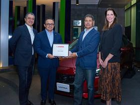 FIPA premia al Versa 2020 como el mejor auto del año