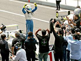 Manuel Sulaimán monarca indiscutible de la FIA Fórmula 4 NACAM