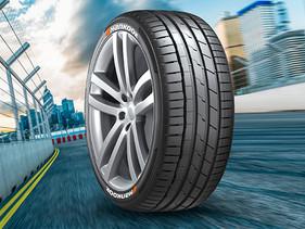 Hankook socio de neumáticos para la Fórmula E