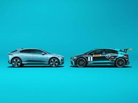 Jaguar I-PACE de la pista a la carretera