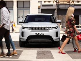 Nuevo Range Rover Evoque recibe la máxima calificación en seguridad